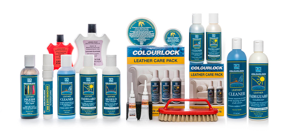 colorlock products colourlock leathercare leather repair
